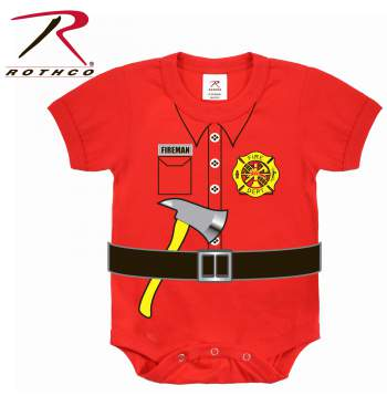 Infant One-piece,baby one-piece,new born clothing,infant clothing,unisex baby clothes,oneies,camo oneies,toddler clothing,fireman uniform,fireman