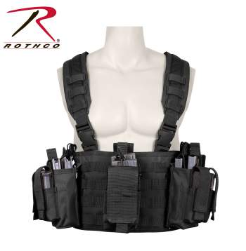 chest rig, tactical vest, tactical chest rig vest, military vest, shooting vest, molle vest, molle compatible vest, Operators Tactical Chest Rig, tactical assault gear, tactical gear, tactical apparel