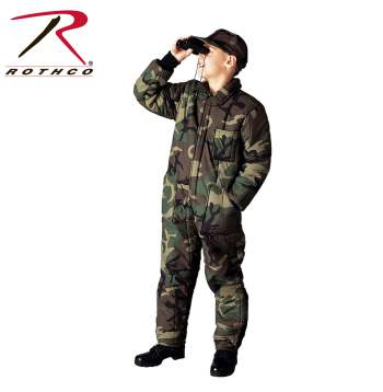 Coveralls,insulated coveralls,jumpers,kids coveralls,kids insulated coveralls,childrens coveralls,camouflage coveralls,kids camo,kids camouflage