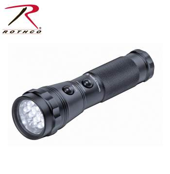 Smith and wesson,Smith & Wesson,S&W,flashlight,tactical flashlight,military flashlight,flash light,public safety flashlight,police flashlight,lumen,LED,L E D,LED flashlight,12 LED Bulb,Multi color lens flashlight,