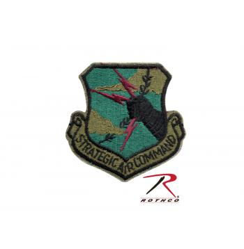 Rothco Patch - Strategic Air Command, rothco patch, military patch, military patches, strategic air command, patches, army patches, uniform patches, uniform patch, division patch
