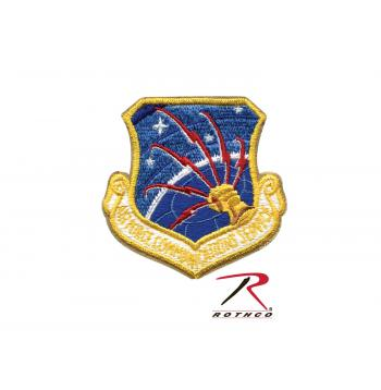 Rothco Patch USAF Communication Service, patch, patches, airforce, air force, military patches, military patch, insignia patches