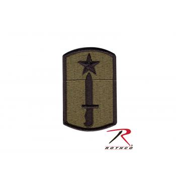 Rothco Patch - 205th Infantry Brigade, rothco patch, 205th infantry brigade, infantry patch, infantry, infantry brigade, patch, patches