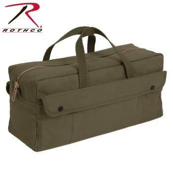 Olive Drab Mechanics Polyester Tool Bag Rothco 2444