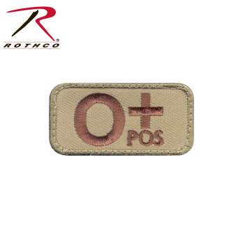 Rothco o positive blood type morale patch, Rothco morale patch, Rothco patches, morale patch, morale patches, patches, hook and loop morale patch, hook and loop morale patches, o positive blood type morale patch, o positive blood type hook and loop patch, hook and loop patch, hook and loop patches, blood type patches, blood type patch, patch, airsoft, airsoft morale patches, airsoft morale patch, airsoft patches, airsoft o positive blood type patch, airsoft blood type patch, airsoft velcro patch, airsoft velcro pathces, velcro airsoft patches