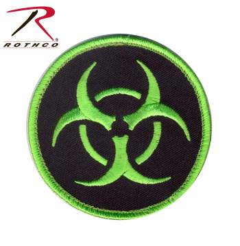 Rothco Biohazard Morale Patch, Rothco Morale Patch, Biohazard Morale Patch, morale patch, morale patches, patch, patches, morale patches, military morale patches, funny morale patches, biohazard, tactical patches, hook and loop, hook and loop patches, hook and loop morale patches, morale patches military, airsoft, airsoft morale patches, morale patches airsoft, neon morale patches, morale, Velcro morale patches, Velcro patches, military Velcro patches, tactical morale patches