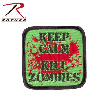 Rothco keep calm and kill zombies morale patch, Rothco keep calm and kill zombies patch, Rothco keep calm and kill zombies hook and loop patch, Rothco morale patch, Rothco morale patches, Rothco patch, Rothco patches, Rothco hook & loop, Rothco hook and look patches, hook and loop, hook & loop, keep calm and kill zombies patch, keep calm and kill zombies morale patch, morale patch, morale patches, hook and loop patch, hook and loop patches, hook and loop morale patches, keep calm and kill zombies, keep calm patch, keep calm patches, kill zombies patch, kill zombies patches, kill zombies, zombies, zombies patch, zombies patches, zombie morale patches, zombie morale patch, tactical patch, morale patches Velcro, tactical patches, airsoft, airsoft morale patches, airsoft morale patch, airsoft patches, airsoft velcro patch, airsoft velcro patches, velcro airsoft patches, airsoft kill zombies patch, airsoft keep calm and kill zombies patch, airsoft zombies morale patch, airsoft kill zombies morale patch, zombies