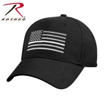 Thin White Line, Thin Line, Thine White Line Hat, Thin Line Hat, Thin White Line Cap, Thin Line Cap, Veterans Cap, Veterans Support , low profile cap, low profile hat, sports hat, baseball cap, baseball hat, deluxe low profile hat, deluxe low profile cap,