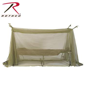 mosquito netting, bug protection, insect net, mosquito net, military issue insect bar, bug netting, mosquito netting