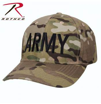rothco low profile army multicam hat, low profile multicam hat, army multicam hat, multicam hat, army hat, low profile hat, multicam hats, low profile tactical cap, low profile cap, multicam camouflage
