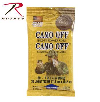 make up remover,make-up remover,face paint remover,camo face paint remover,face cleaner,make up cleanser,pre-moistened,pre moistened wipes,wipes,moistened wipes for face paint,facepaint,face paint,camo,Camo-off,camo off