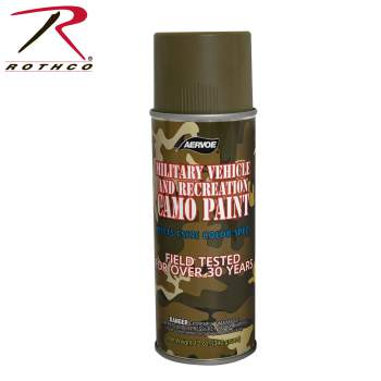 spray paint, camouflage spray paint, aerosol paint, camo paint, camo spray paint,