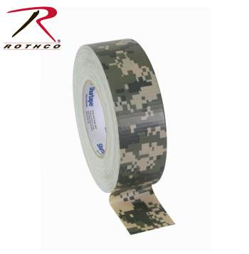 Rothco, Military 100 Mph Duct Tape, duct tape, military tape, military duct tape, acu digital duct tape, camo duct tape, ducttape, duck tape