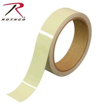 Military Phosphorescent Luminous Tape, tape, military tape reflective tape, glow tape, military reflective tape, helmet tape