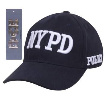 Rothco,Officially Licensed,NYPD,Adjustable Cap,Cap,nypd cap,hat,nypd hat,police hat,police cap,baseball cap,baseball hat,nypd baseball hat,nypd baseball cap