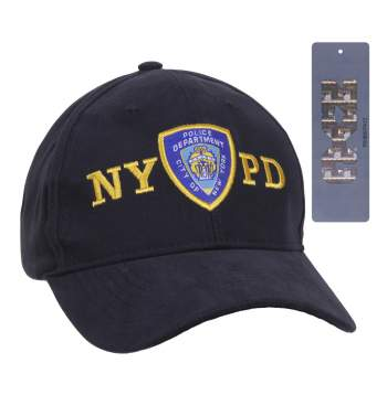 Rothco,Officially Licensed,NYPD,Adjustable Cap,Cap,nypd cap,hat,nypd hat,police hat,police cap,baseball cap,baseball hat,nypd baseball hat,nypd baseball cap,nypd emblem