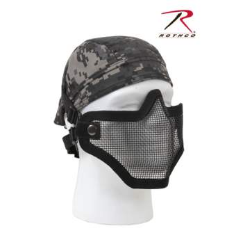 airsoft, airsoft mask, mask, masks, face mask, face masks, bravo face mask, tactical gear, tact gear, tac gear, airsoft gear, loadout gear, loadout supplies, air soft, air-soft, half mask, half face mask, face cover, face protection,