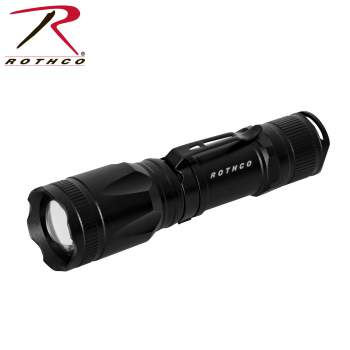 Rothco 10-Watt Cree Flashlight, 10-Watt Cree Flashlight, Cree Flashlight, cree led flashlight, cree torch, cree tactical light, cree led tactical light, high lumen flashlight, mini flashlight, small flashlight, high power flashlight, powerful flashlight, 10w flashlight, torch flashlight, tactical flashlight, tactical light, combat flashlight, police flashlight, outdoor flashlight, outdoor camping flashlight, camping flashlight, camping light, LED flashlight, LED light flashlight