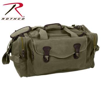 canvas bag, luggage bag, canvas luggage bag, shoulder bag, carry bag, military canvas bag, weekender bag, long weekender bag, bags, Rothco Canvas Long Weekend Bag, Rothco Weekender Bag, rothco bag, rothco luggage, carry on, travel bag, weekend bag, weekender, travel bags, luggage