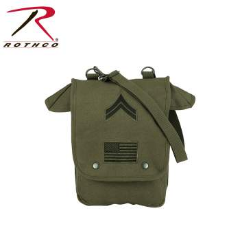 Map Case Shoulder Bag,shoulder bag,map bag,canvas shoulder bag,military map case,military canvas bag,military shoulder bag,canvas military bag,tablet bag,tablet bags,tablet shoulder bag,rothco tablet bag,rothco tablet shoulder bag