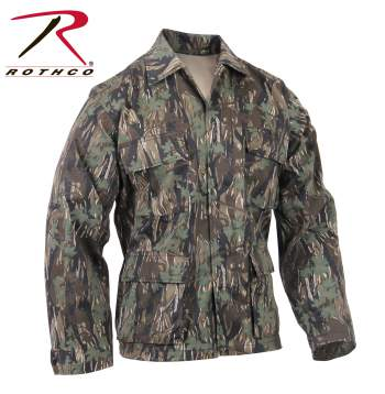 Rothco Smokey Branch BDU Shirt, bdu shirt, smokey branch, bdu, battle dress uniform, rothco, poly cotton, bdu top, smokey branch bdu, bdus, military wear, military shirt, military shirts