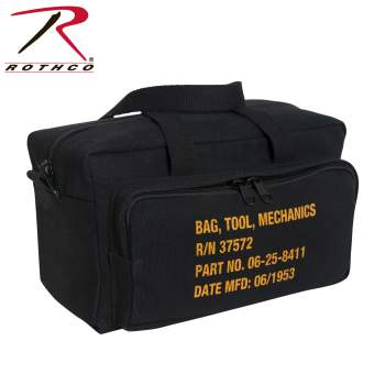 Rothco G.I. Type Zipper Pocket Mechanics Tool Bag With Military Stamp, G.I. Type Zipper Pocket Mechanics Tool Bag, Mechanics Tool Bag, Rothco Mechanics Tool Bag, Tool Bag, Military Tool Bag, Mechanics Tool Bag with Military Stamp, Auto Mechanics Tool Bag, Tactical Tool Bag, Mil Spec Tool Bag, Canvas Military Tool Bag, Military Surplus Mechanics Tool Bag, Military Tool Box, Canvas Tool Bag, Printed Canvas Tool Bag,