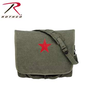 canvas shoulder bag,military canvas shoulder bag,messenger bag,canvas messenger bag,crossbody bags, cross body bags, rothco bags, rothco messenger bags, rothco canvas bags