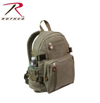 canvas backpack,canvas back pack,mini backpack,mini back pack,mini canvas backpack,vintage canvas pack,vintage canvas mini backpack,military canvas backpack,girls backpacks,military backpacks,rothco canvas bags, rothco rucksack, rothco canvas rucksack, rothco bags