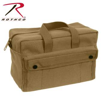 Army Heavy Weight Small Tool Bag Green