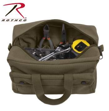 Coyote Brown G.I Type Mechanic Tool Bag Rothco