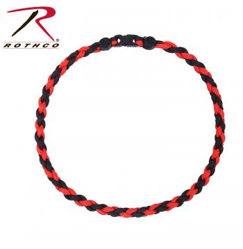thin red line, paracord, thin red line paracord bracelet, paracord, para-cord, parachute cord, 550 Paracord, cord, thin blue line, firefighters, firemen, fire department
