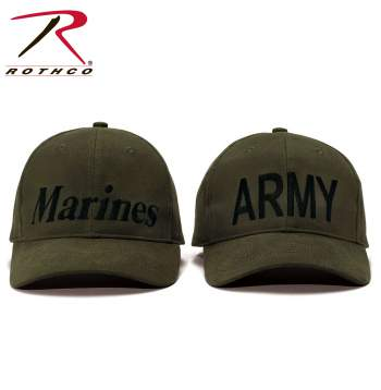 Rothco Low Profile Cap,tactical cap,tactical hat,rothco Low Profile hat,cap,hat,olive drab Low Profile cap,Low Profile cap,olive drab gear,sports hat,baseball cap,baseball hat,marines,marines cap,marines hat,marines low profile cap,olive drab marines low profile cap