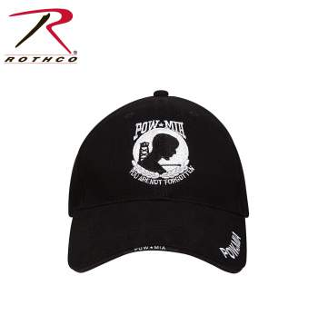 Rothco Low Profile Cap,tactical cap,tactical hat,rothco Low Profile hat,cap,hat,pow mia Low Profile cap,Low Profile cap,sports hat,baseball cap,baseball hat,pow mia,pow mia hat,pow mia cap,deluxe low profile cap,black pow mia cap,raised embroidered cap,raised pow mia embroidered cap,black profile cap,raised pow mia logo,raised pow mia cap,raised letters