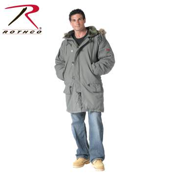 Rothco Vintage N-3B Parka,vintage parka,vintage jacket,n3b parka jacket,outerwear,vintage coats,parka coat,jacket parka,vintage apparel,military jacket,heavy weight jacket,winter jacket,winter coat,, military parka, parka, parka jacket, army jacket, military jacket,