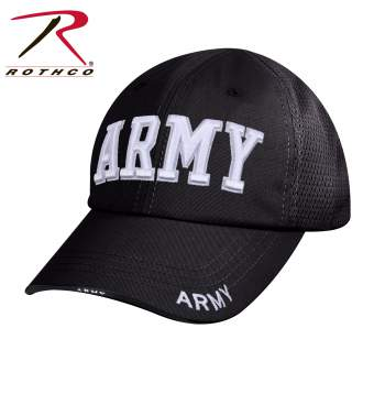 adb54ca5875 Rothco Mesh Back Army Tactical Cap
