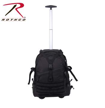 transport pack, wheeled transport pack, rolling transport pack, rolling bag, wheeled bag, rolling suitcase, rolling backpack suitcase, rolling backpack, carry on suitcase, rolling carry on suitcase, rolling luggage, wheeled luggage, rolling transport pack, rolling tactical pack, Rothco Bags, molle packpack, M.O.L.L.E backpack,tactical molle bag, tactical luggage, rolling tactical pack, rolling book bag,wheeled book bag,
