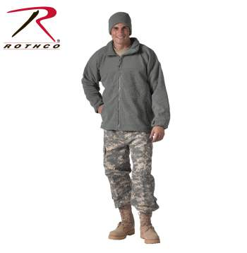 Rothco Ecwcs Polar Fleece Jacket liner,Fleece jacket polar fleece jacket,polar fleece liner,military fleece jacket,army fleece jacket,polar jacket,army military jacket,army jacket,jackets parka,extreme cold weather clothing,extended cold weather clothing system,ecwcs,military cold weather gear,cold weather gear,military winter gear,army ecwcs, extended cold weather clothing system, fleece
