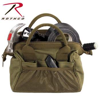 platoon tool bag,tool bag,gear bag,canvas tool bag,canvas platoon bag,canvas bag,military tool bag,tactical tool bag,military gear bag,military platoon bag