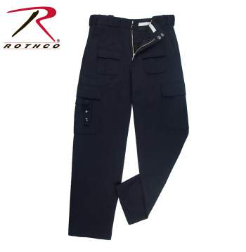 Rothco, Ultra Tec, Tactical Pants, work pants, cargo pants, military wear, army clothing, military gear, military clothing, military uniform, stain resistant, long length pants, navy blue