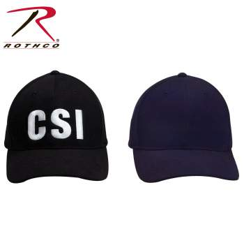 Rothco Low Profile Cap,tactical cap,tactical hat,rothco Low Profile hat,cap,hat,CSI Low Profile cap,Low Profile cap,sports hat,baseball cap,baseball hat,CSI,CSI hat,CSI cap,deluxe low profile cap,black CSI hat,black,black CSI low profile cap