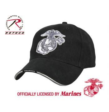 Rothco Low Profile Cap,tactical cap,tactical hat,rothco Low Profile hat,cap,hat,usmc Low Profile cap,Low Profile cap,sports hat,baseball cap,baseball hat,usmc,usmc hat,usmc cap,deluxe low profile cap,marines globe and anchor hat,marines globe and anchor cap,black marines hat,black,black marines low profile cap