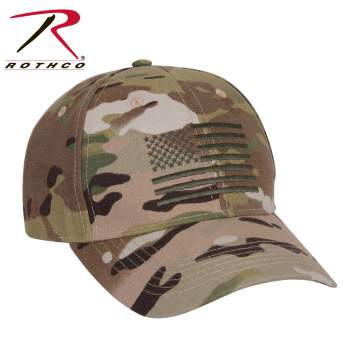 cap, american flag cap, multicam cap, camo cap, multicam hat, multicam cap, low profile hats, low profile cap, hat, camo hat, usa hat, Rothco MultiCam Low Profile Cap With US Flag, rothco cap, low profile cap, multicam, hat, rothco multicam, rothco, multicam flag cap, multicam US flag cap, us flag cap, us flag, american flag, american flag cap, multicam american flag cap