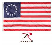 Rothco Colonial Flag / 3' X 5', rothco flag, colonial flag, 3