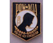 Rothco POW-MIA Crest, rothco insignia, pow, mia, powmia, insignia, pow-mia, insignias, pow-mia crest insignia, crest, pow crest, pow-mia pin