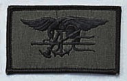 Navy Seal Patch, navy seals, navy, patch, patches, military patch, military patches, rothco, rothco patch