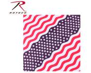 Rothco Stars & Stripes Bandana, Stars & Stripes Bandana, Rothco Bandana, stars and stripes, stars and stripes bandana, bandana, bandanas, stars & stripes bandana, patriotic bandanas, American flag bandana, flag bandana, American bandana, American bandanas, usa flag bandana, stars and stripes fabric, usa bandana, patriotic, kerchief