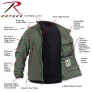 Rothco Concealed Carry Soft Shell Jacket, concealed carry clothing, concealed carry jacket, concealed carry apparel, softshell, softshell jacket, men's jacket, concealed weapons clothing, tactical jacket, shooters jacket, shooters clothing, concealed jacket, concealed carry, jacket, concealed carry garments, concealment jacket, police clothing, tactical clothing, shell jacket, gun concealment jacket, jacket with gun pocket, CCW, concealed carry clothing, cinch concealed carry jacket, conceal carry jackets, Rothco concealed carry jacket, lightweight concealed carry jacket, cc jacket, tactical softshell jacket, tactical rain jacket, waterproof tactical jacket, lightweight tactical jacket