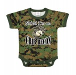 Infant One-piece,baby one-piece,new born clothing,infant clothing,unisex baby clothes,camo,camouflage,camo one-piece,oneies,camo oneies,toddler clothing,wooldland camo,crib recon