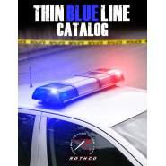 Rothco Thin Blue Line Catalog Print Catalog